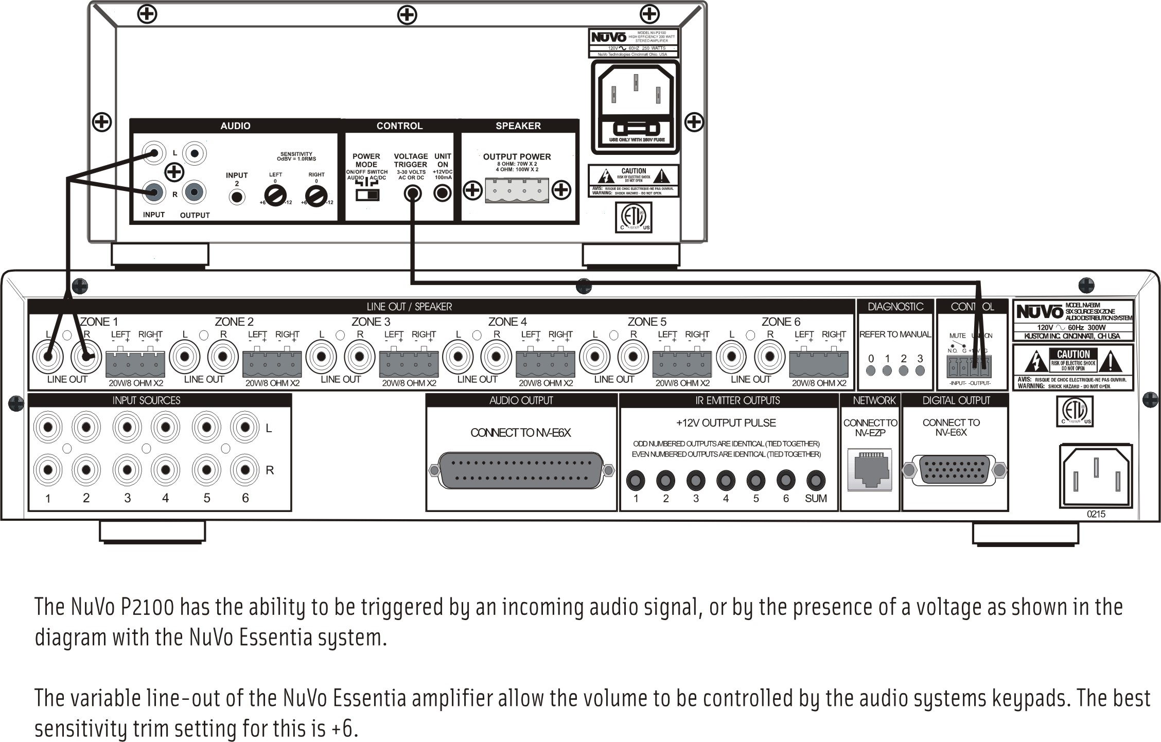 516filma smart home's nuvo digital power amplifier nuvo simplese wiring diagram at eliteediting.co